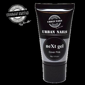 Urban Nails NeXt Gel Tube Cover Pink 30 gram