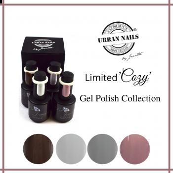 Urban Nails Limited Cozy Gelpolish Collection