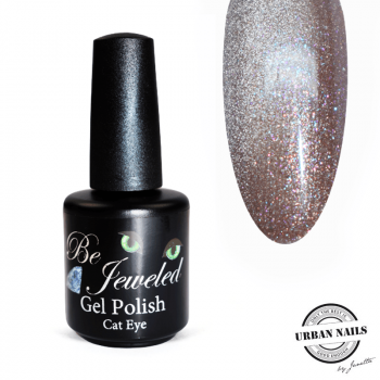 Urban Nails Be Jeweled Diamond Cat Eye 03