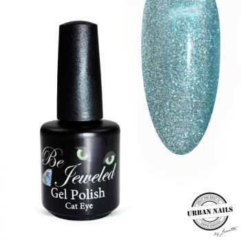 Urban Nails Be Jeweled Diamond Cat Eye 08
