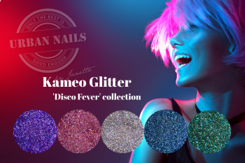 Urban Nails Kameo Glitter Disco Fever Collection