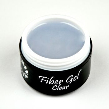 Urban Nails Fiber Gel Clear 15 gram