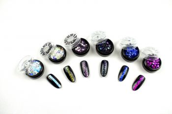 Urban Nails Square Jewels 3D Collection