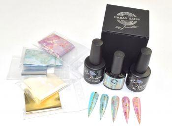 Urban Nails Marmer Kit Limited Edition