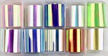 Urban Nails Foil Box Glass Foil