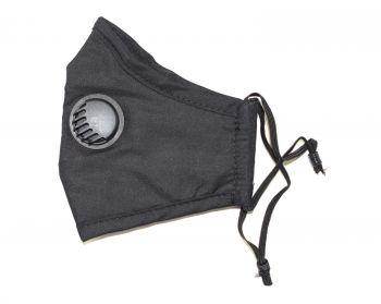 Urban Nails Mondmasker/ Mondkapje Zwart + 2 (koolstof)filters