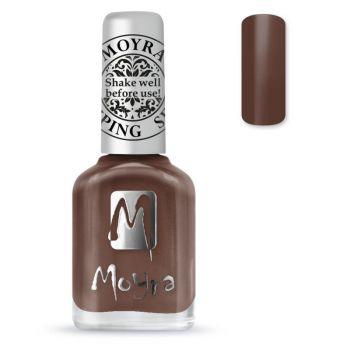 Moyra Stempellak 37 Chocolate Brown