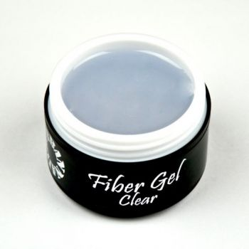 Urban Nails Fiber Gel Clear 5 gram