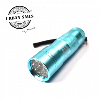Urban Nails Mini Led/Uv Flashlight Blue