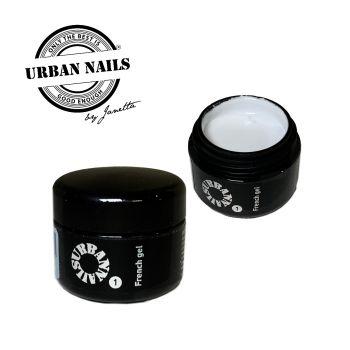 Urban Nails French Gel White