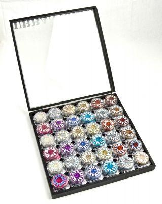 Urban Nails Zwarte Verzameldoos Diamanten
