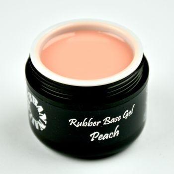 Urban Nails Rubber Base Gel Peach 50ml