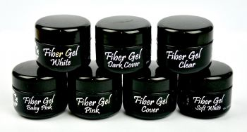 Urban Nails Proefpakket Fiber Gel