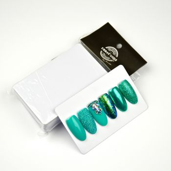 Urban Nails Show Cards White 30stuks