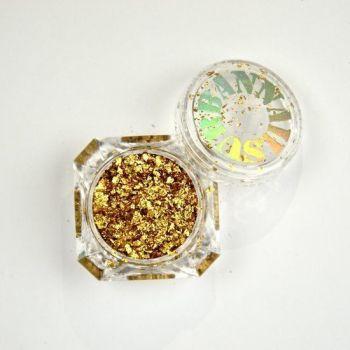 Urban Nails Holo Flakes Gold
