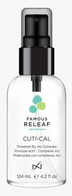 Famous Releaf Cuti-Cal 124ml