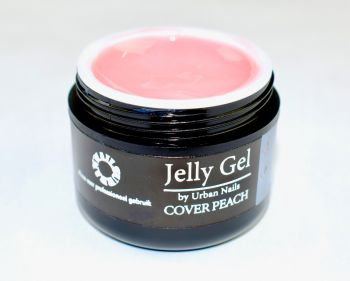 Urban Nails Jelly Gel Cover Peach 15 gram
