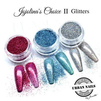 Urban Nails Jojolina's Glitter Choice Collection II