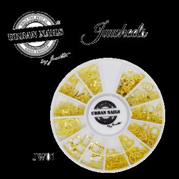 Urban Nails Juwheels 01