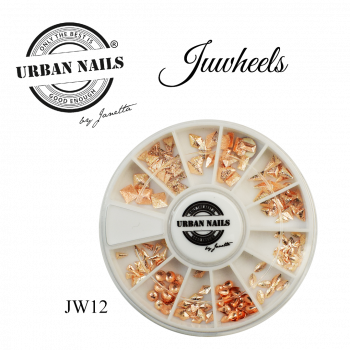 Urban Nails Juwheels 12