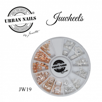 Urban Nails Juwheels 19
