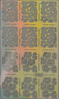 Urban Nails Vinyl Sticker JV220