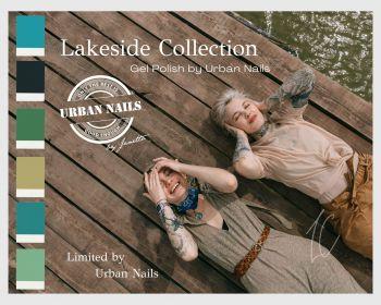 Urban Nails Lakeside Gelpolish Collection