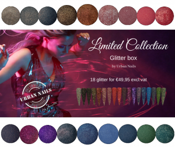Urban Nails Limited Collection Glitter Box