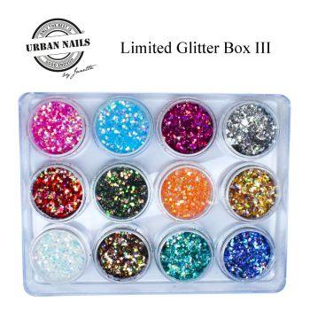Urban Nails Limited Glitterbox 3