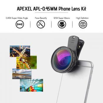 Macro Lens Apexel