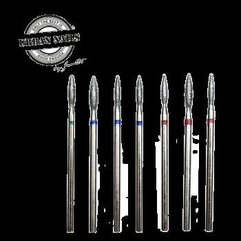 Urban Nails Manicure Freesbit Set Silver