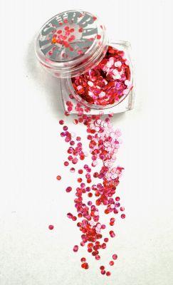Urban Nails Mardi Gras Glitter 04