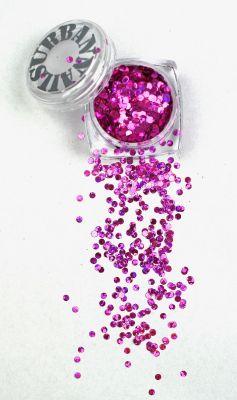 Urban Nails Mardi Gras Glitter 06