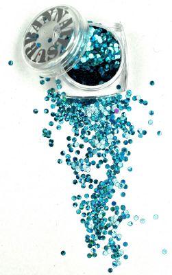 Urban Nails Mardi Gras Glitter 09
