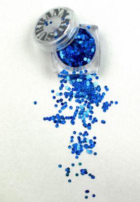Urban Nails Mardi Gras Glitter 10