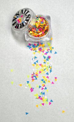 Urban Nails Mardi Gras Glitter 14