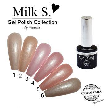Urban Nails Milk S Gelpolish Collection