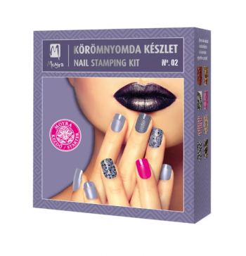Moyra Nail Stamping Kit 02