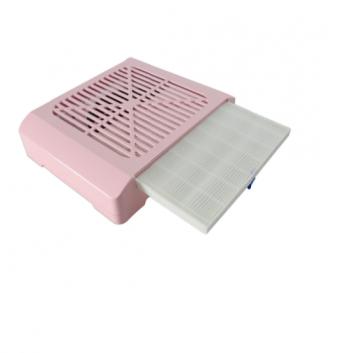 Stofafzuiging Mobiel Tafelmodel Roze