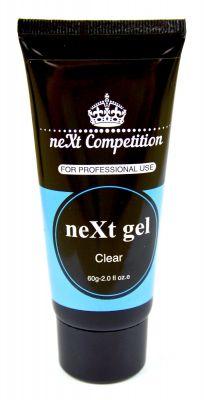 Urban Nails NeXt Gel Tube Clear 60 gram