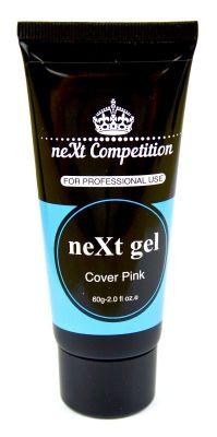 Urban Nails NeXt Gel Tube Cover Pink 60 gram