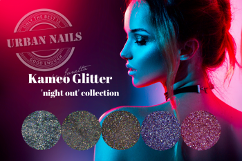 Urban Nails Kameo Glitter Night Out Collection