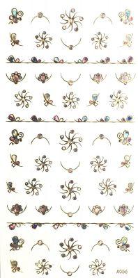 Urban Nails Nail Jewels 10