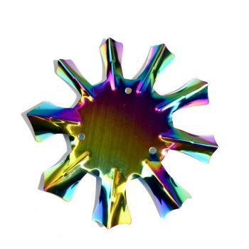 Urban Nails Rainbow Frech Smile Cutter 03