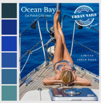 Urban Nails Ocean Bay Gelpolish Collectie