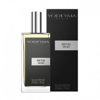 Yodeyma Parfum Metal Sport 50ml