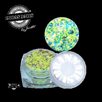 Urban Nails PiXie Glitter 14