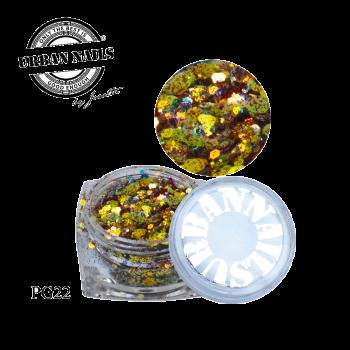 Urban Nails PiXie Glitter 22