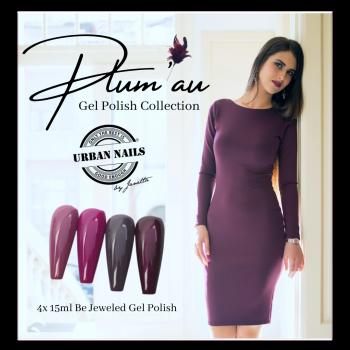 Urban Nails Plum'au Gelpolish Collection