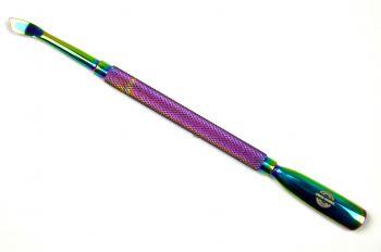 Urban Nails Cuticle Pusher Rainbow Linkshandig